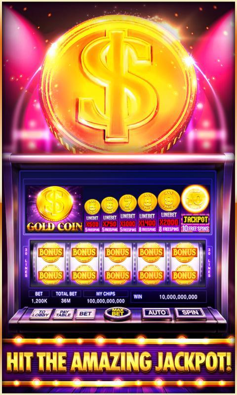 slots online casinos  android