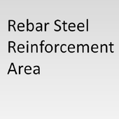 Reinforcement Areas Calculator icon