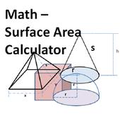 Surface Area Calculator icon