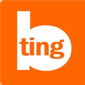일회용 일자리 알바 호출 등 팅처리 서비스 바로팅 icon