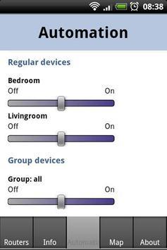 Dovado Remote apk screenshot
