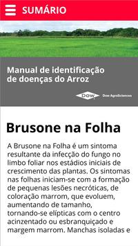 Doenças do Arroz apk screenshot