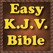 Easy KJV Bible icon