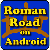The Roman Road on Android icon