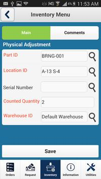 iMaint Mobile 4.0 for Android apk screenshot