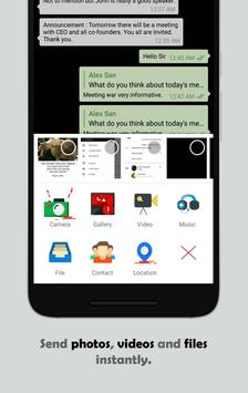Fam Messenger apk screenshot