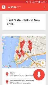 ALPHA Lite (Siri) apk screenshot