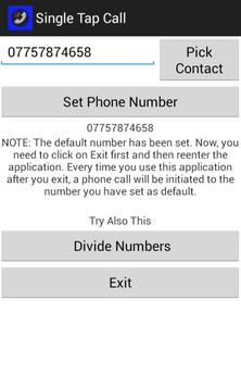 Fast Call apk screenshot