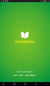 eBooksOnRent poster