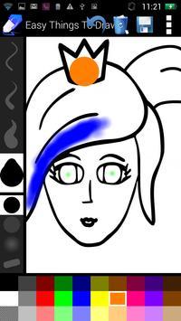 Easy Things To Draw apk screenshot