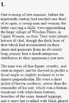THE MAYOR OF CASTERBRIDGE apk screenshot