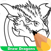 How To Draw Dragons icon