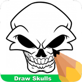 How To Draw Skulls icon