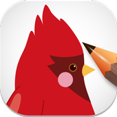 Draw Birds Step By Step icon