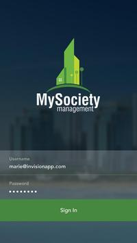 My Society apk screenshot