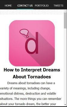 Dream Meanings Dictionary apk screenshot