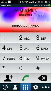 Alisha Tel Plus apk screenshot