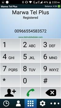 Marwa Tel Plus apk screenshot