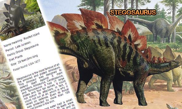 Encyclopedia of Dinosaurs apk screenshot