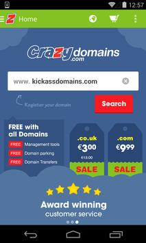 Crazy Domains poster