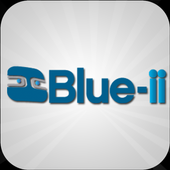 Blueii Application Development icon