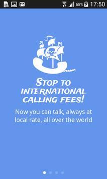 Cheap International Calls poster
