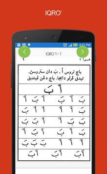 Iqro Digital apk screenshot