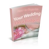 Plan A Wedding On A Budget icon