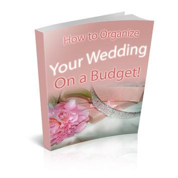 Plan A Wedding On A Budget poster