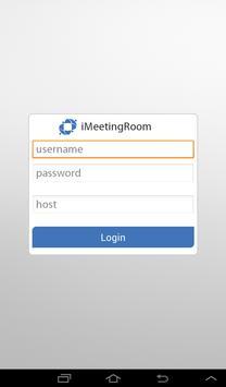 iMeetingRoom apk screenshot