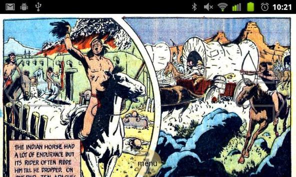 John Wayne Comic Book #2 apk screenshot
