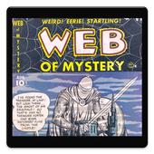 Web of Mystery Comic #4 icon