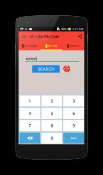 All India PIN Code apk screenshot