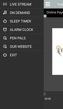 Foodservice Radio Player apk screenshot