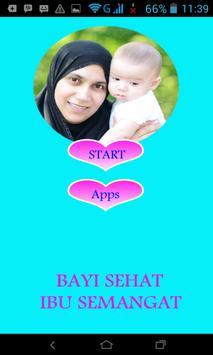 Bayi Sehat Ibu Semangat apk screenshot