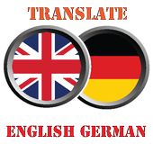 Translate English to German icon