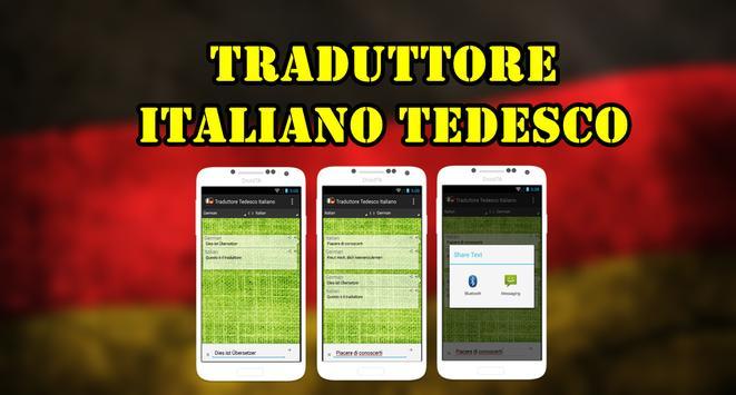German Italian translator apk screenshot
