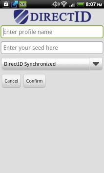 DirectID apk screenshot