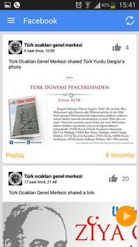 TÜRK OCAKLARI apk screenshot