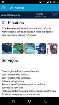 Dr. Piscinas App apk screenshot