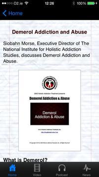 Demerol Addiction & Abuse apk screenshot