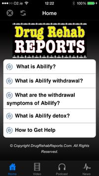 Abilify Withdrawal & Detox poster