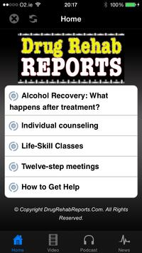 Recovery from Alcohol Abuse poster