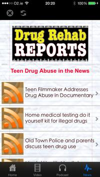Teen Prescription Drug Abuse apk screenshot
