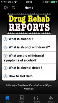 Detoxing from Alcohol poster