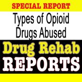 Types of Opioid Drugs Abused icon