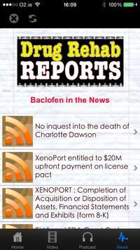 Baclofen Withdrawal and Detox apk screenshot