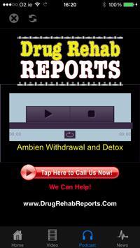 Ambien Withdrawal and Detox apk screenshot