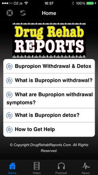 Bupropion Withdrawal & Detox poster