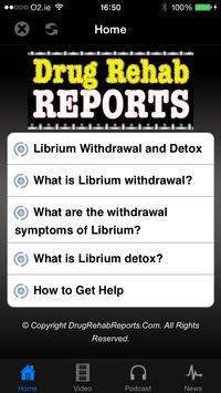 Librium Withdrawal & Detox poster